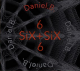 Daniel B: -SIX+SIX CD (PRE-ORDER, EXPECTED MID SEPTEMBER)