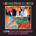 Revolting Cocks: LIVE! YOU GODDAMNED SON OF A BITCH 2CD