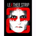 Leaether Strip: FACE LOGO STICKER