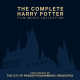 City of Prague Philharmonic Orchestra, The: COMPLETE HARRY POTTER FILM MUSIC COLLECTION, THE VINYL 3XLP (PRE-ORDER, EXPECTED LATE OCTOBER)