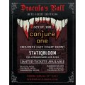 Dracula's Ball: Dracula's Ball 10/31/19 (Conjure One/Statiqbloom) Event Ticket
