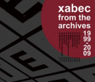 Xabec: FROM THE ARCHIVES 1999-2009 CD