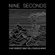 Nine Seconds: THAT PERFECT BEAT WILL TEAR US APART CD