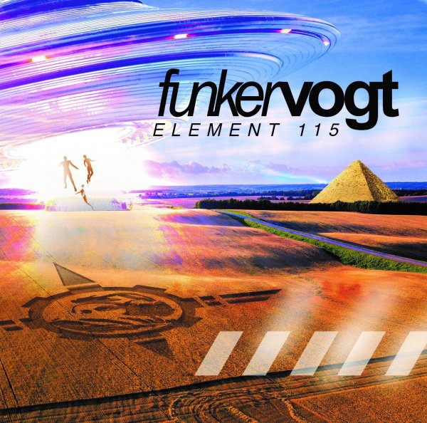 Funker Vogt: ELEMENT 115 (LTD ED) 2CD - Click Image to Close