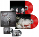 Project Pitchfork: BLOOD (LIMITED RED/RED SPLATTER) VINYL 2XLP + 2CD