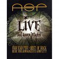Asp: LIVE ...AUF RAUEN PFADEN (LTD ED) 4CD BOOK