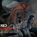 Red Lokust: REPERCUSSIONS OF SHEDDING YOUR SKIN, THE CD