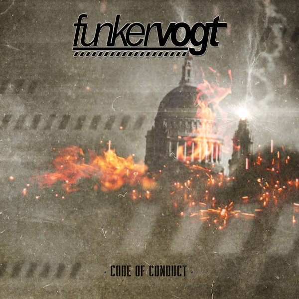 Funker Vogt: CODE OF CONDUCT (LTD ED, +4 TRACKS) CD - Click Image to Close