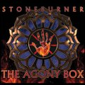 Stoneburner: AGONY BOX, THE CD