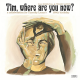 Sam Rosenthal & Projekt Artists: TIM, WHERE ARE YOU NOW? CD