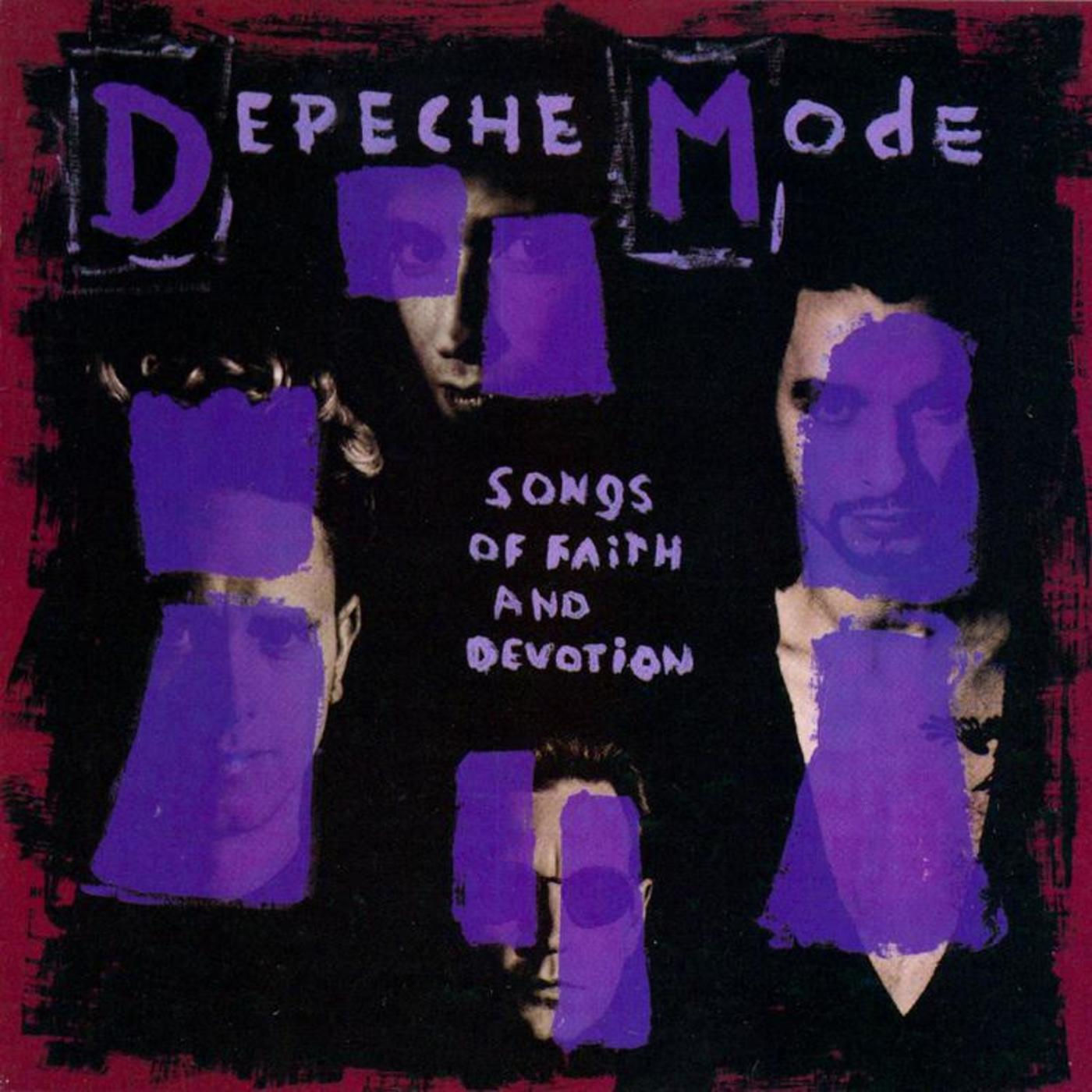 Depeche Mode: SONGS OF FAITH & DEVOTION
