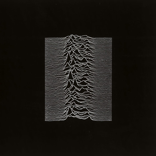 Joy Division: UNKNOWN PLEASURES LP